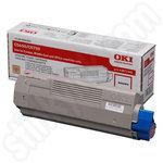 Oki 43872306 Magenta Toner Cartridge