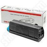 Oki 43034807 Cyan Toner Cartridge