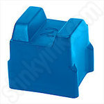 Compatible 3 pack of Xerox C2424 Cyan solid ink sticks 3400 pages