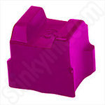 Compatible 3 pack of Xerox C2424 Magenta solid ink sticks 3400 pages