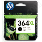 High Capacity HP 364 XL Black Ink Cartridge