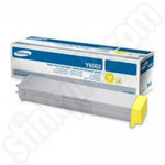 Samsung CLT-Y6062S Yellow Toner Cartridge