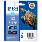 Epson T1575 Light Cyan Ink Cartridge
