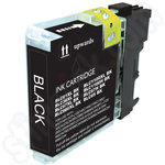 Compatible Brother LC980 Black Ink