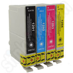 Compatible Multipack of Epson T1295 Ink