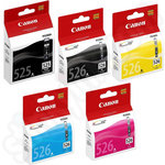 Multipack of Canon PGi-525 and Cli-526 Inks