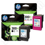 High Capacity HP 300 XL Twinpack