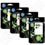 Multipack of HP 940 XL Ink Cartridges