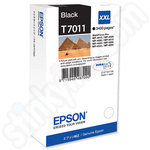 Extra High Capacity Epson T7011 Black Ink