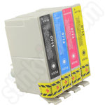 Compatible Epson T0715 Ink Multipack