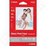Canon GP-501 10x15cm Glossy Photo Paper - 100 Sheets