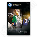 HP 10 x 15cm Advanced Glossy Photo Paper - 100 Sheets (250gsm)