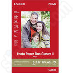 Canon PP-201 A3+ Glossy Photo Paper Plus II - 20 Sheets