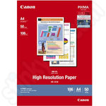 Canon HR-101N High Resolution A4 Photo Paper - 50 Sheets