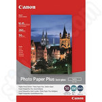 Canon SG-201 6x4 Semi-Gloss Photo Paper - 50 Sheets