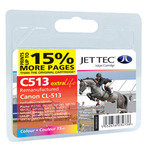 Remanufactured Canon CL-513 Colour Ink Cartridge