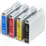 Brother Compatible LC1000 Ink MultiPack