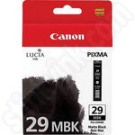 Canon PGi-29 Matte Black Ink Cartridge