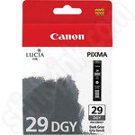 Canon PGi-29 Dark Grey Ink Cartridge