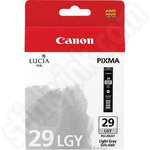 Canon PGi-29 Light Grey Ink Cartridge