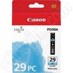Canon PGi-29 Photo Cyan Ink Cartridge