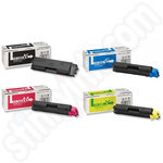 Multipack of Kyocera Mita TK-580 Toner Cartridges