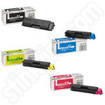 Multipack of Kyocera TK590 Toner Cartridges