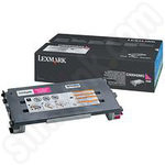 Original Lexmark 0C500H2MG High Yield Magenta Toner Cartridge