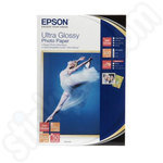 Epson Ultra Glossy 10x15 Photo Paper - 50 sheets of  300gsm