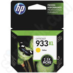 High Capacity HP 933 XL Yellow Ink Cartridge