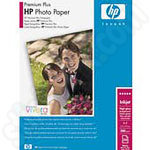 Twinpack of HP A4 Premium Plus High Gloss Photo Paper