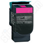 Remanufactured High Capacity Lexmark C54 Magenta Toner