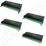 Remanufactured Multipack of Epson S05112 Toners