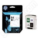High Capacity HP 84 Black Ink Cartridge
