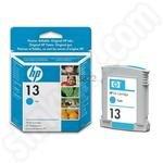 Light User HP 13 Cyan Ink Cartridge