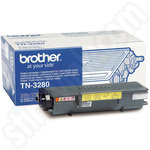 High Capacity Brother TN3280 Toner Cartridge