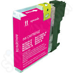 Compatible Brother LC1100 Magenta ink Cartridge