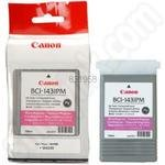 Original Canon BCI-1431PM Photo Magenta Ink Cartridge