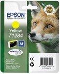 Epson T1284 Yellow Ink Cartridge