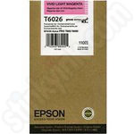 Epson T6026 Vivid Light Magenta Ink Cartridge