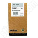 High Capacity Epson T6037 Light Black Ink Cartridge