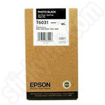 High Capacity Epson T6031 Photo Black Ink Cartridge