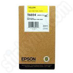 High Capacity Epson T6034 Yellow Ink Cartridge