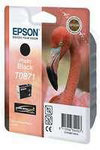 Epson T0871 Photo Black ink Cartridge Flamingo