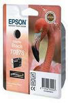 Epson T0878 Matte Black ink Cartridge Flamingo
