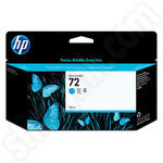 HP 72 Cyan High Capacity Ink Cartridge