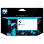 HP 72 Magenta High Capacity Ink Cartridge