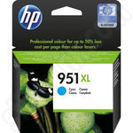 High Capacity HP 951XL Cyan Ink Cartridge