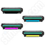 Multipack of Compatible HP 507 Toner Cartridges