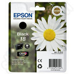 Epson 18 Black Ink Cartridge